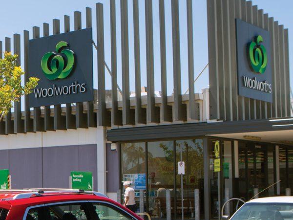 Swansea Woolworths