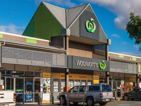 Woolworths Woodford